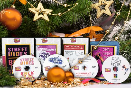 Dance Show DVD - Christmas